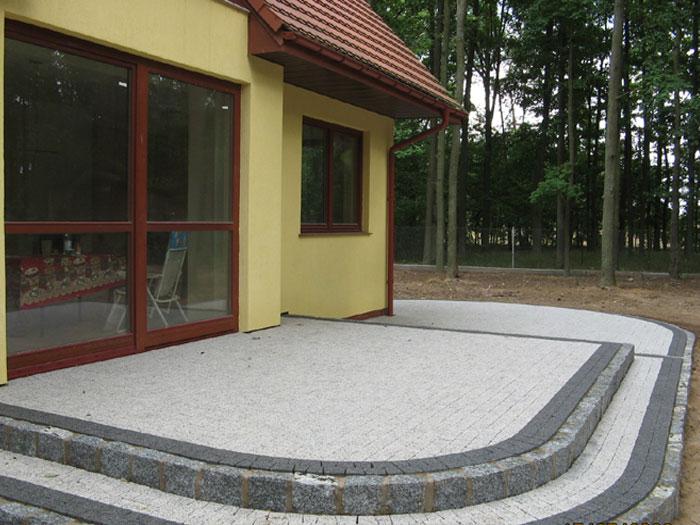 Brukarstwo, układanie kostki brukowej, układanie kostki granitowej, Łódź, województwo łódzkie